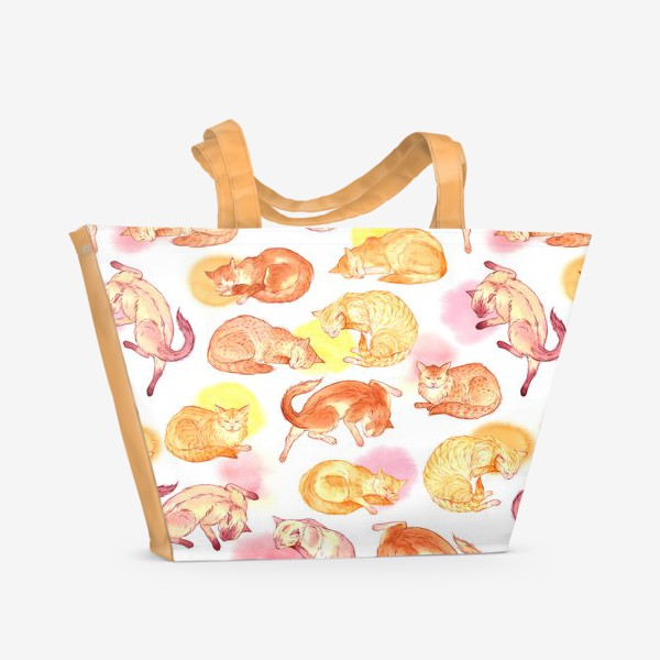 Пляжная сумка «Тихий час»