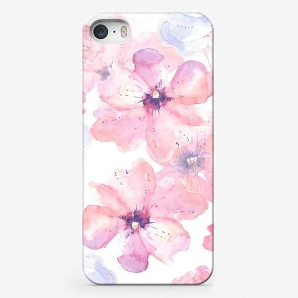 Чехол iPhone «Цветы весна»