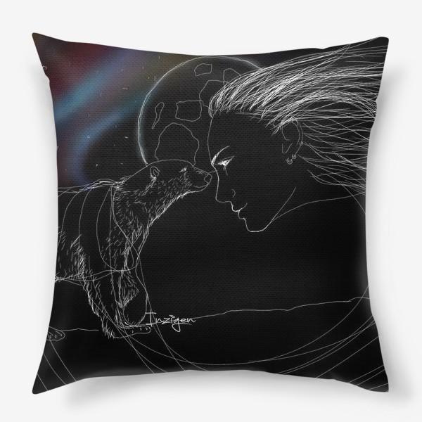 Подушка «Духи Севера»