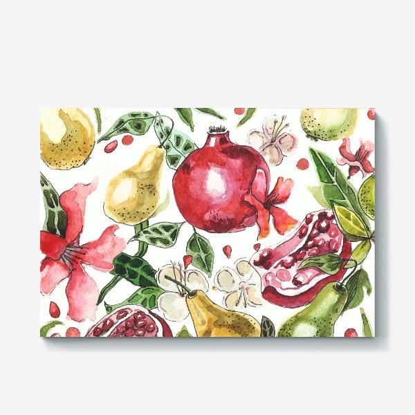 Холст «spring fruits»