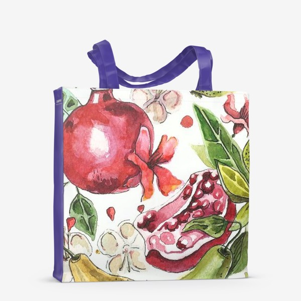 Сумка-шоппер «spring fruits»