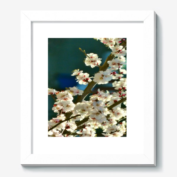 Картина «Яблоня в цвету»