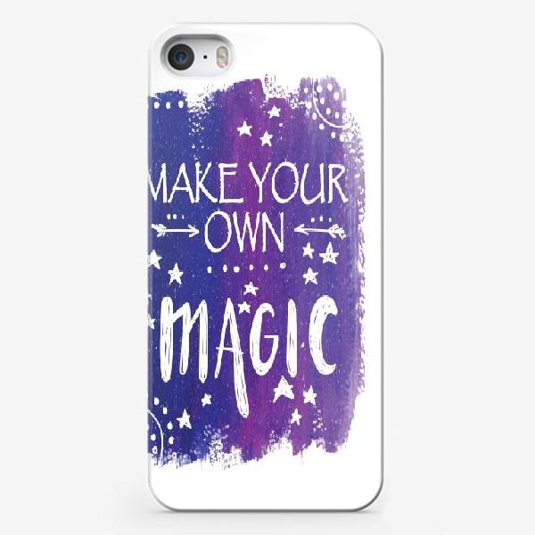 Чехол iPhone «магия»