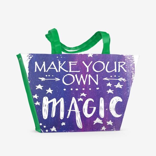 Пляжная сумка «магия»