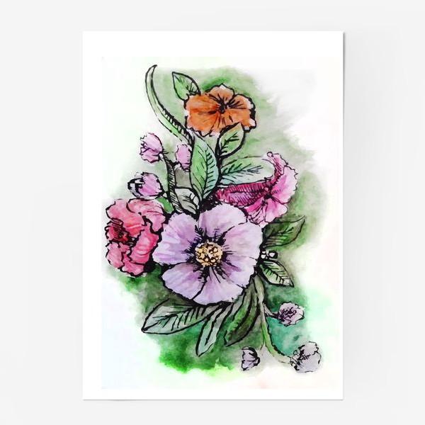 Постер «Мгновения весны»