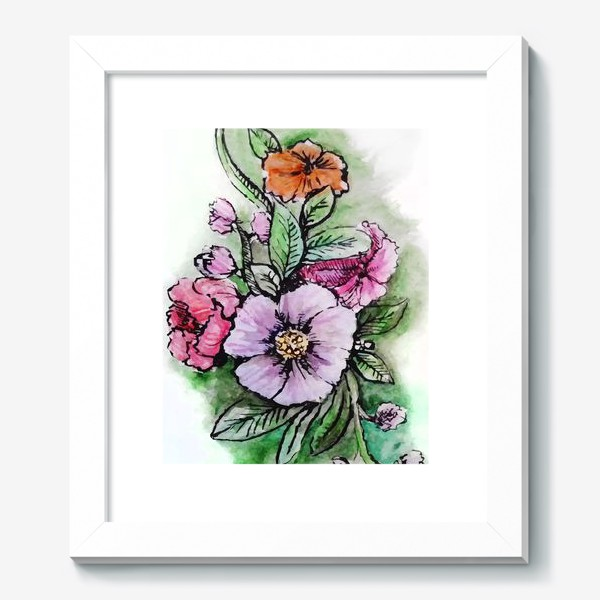 Картина «Мгновения весны»