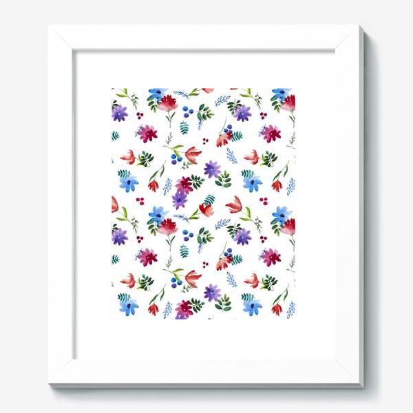 Картина «Цветочная нежность»