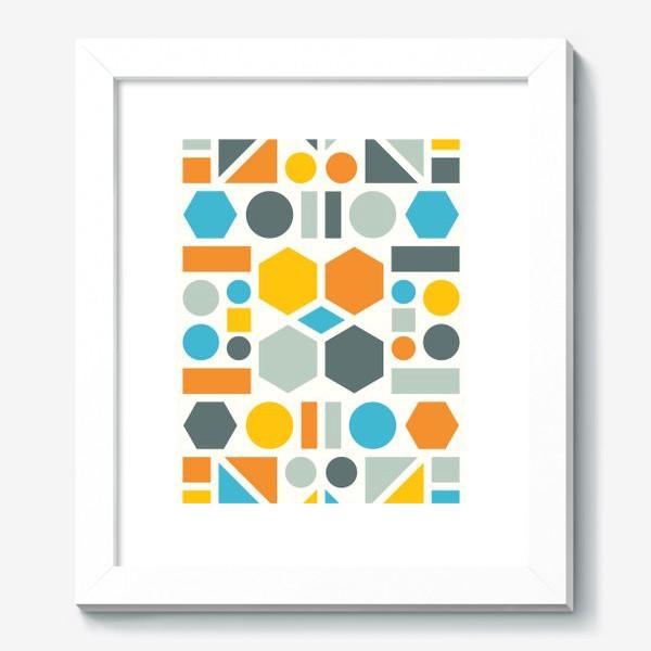 Картина «Геометрический узор»