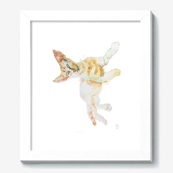 Картина «Совершенно Летний Котик»