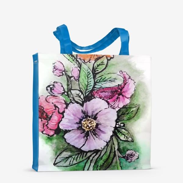 Сумка-шоппер «Мгновения весны»