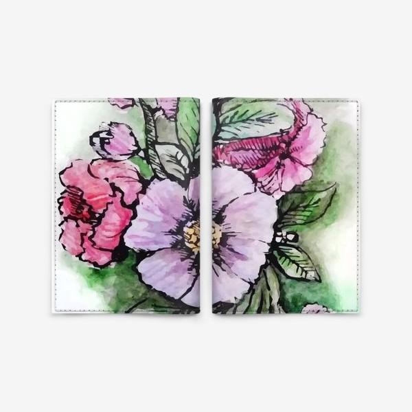 Обложка для паспорта «Мгновения весны»
