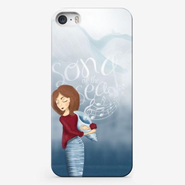 Чехол iPhone «Song of the sea/Песня моря»