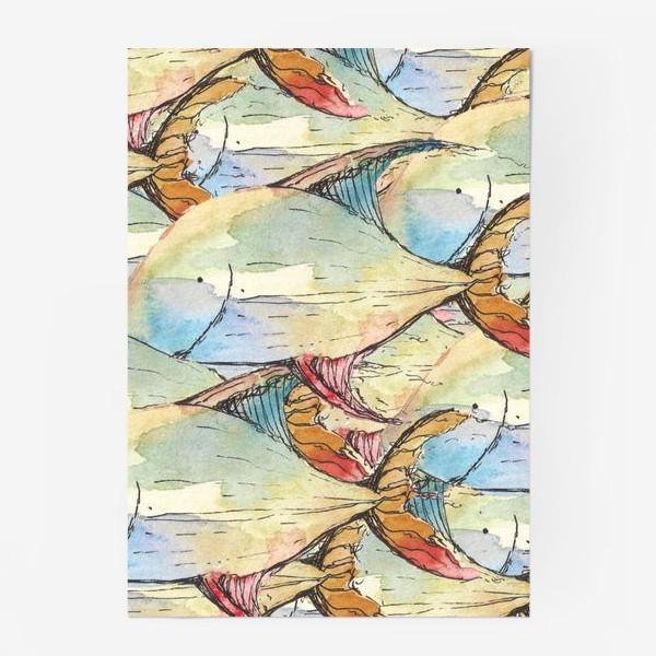 Постер «Рыбы gold»
