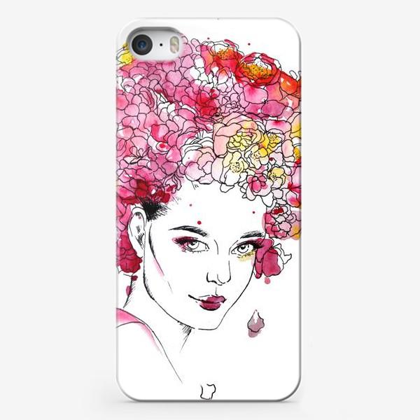 Чехол iPhone «Цветение»
