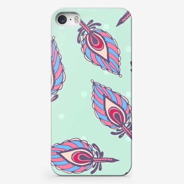 Чехол iPhone «Бохо»