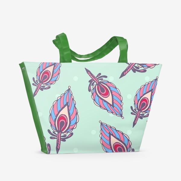 Пляжная сумка «Бохо»