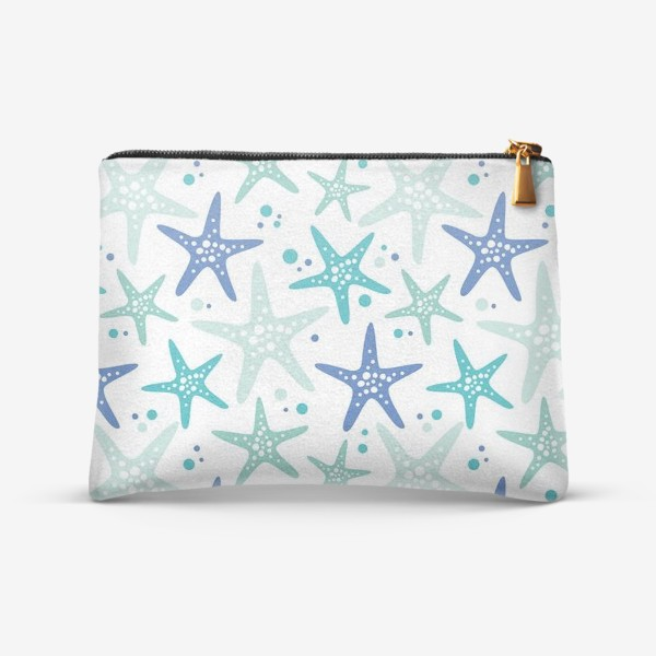 Косметичка «Морские звезды»
