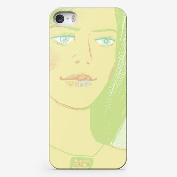 Чехол iPhone «Spring girl»