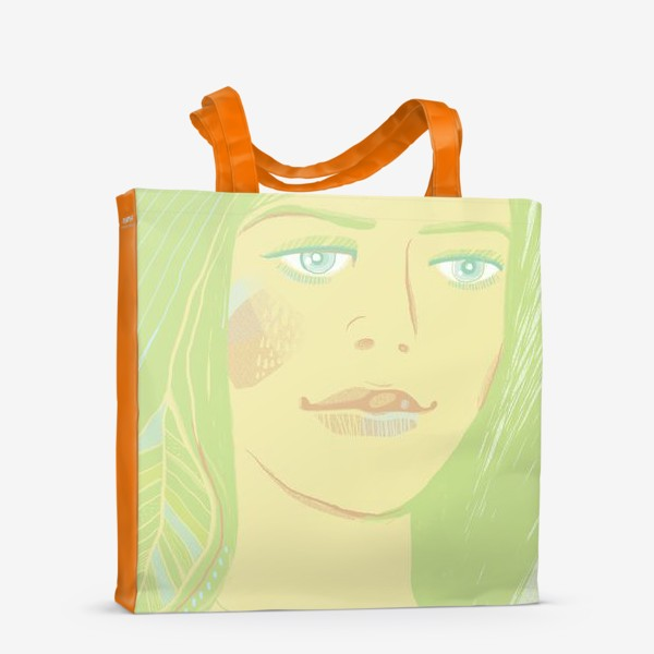 Сумка-шоппер «Spring girl»
