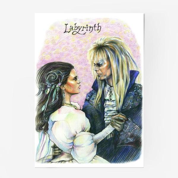 Постер «Лабиринт»