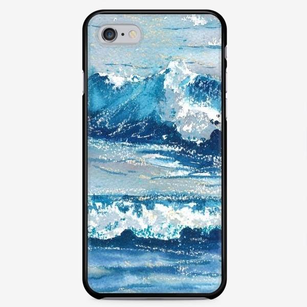 Чехол iPhone «Море. волны»
