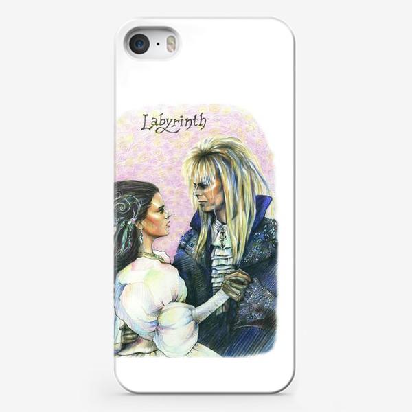 Чехол iPhone «Лабиринт»
