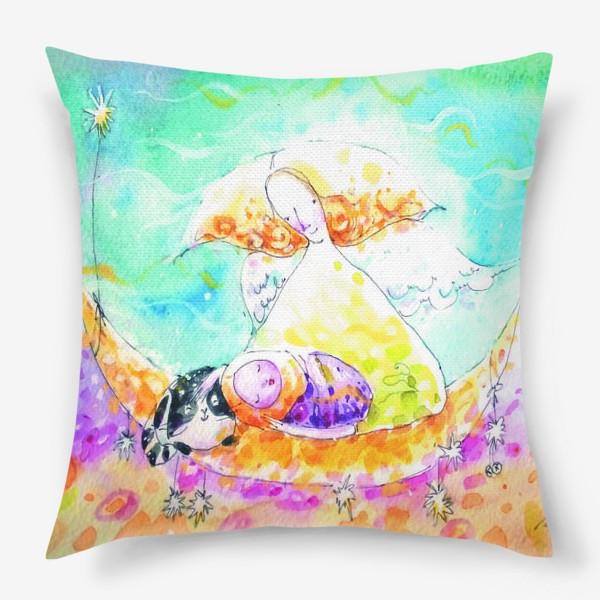 Подушка «Ангел»