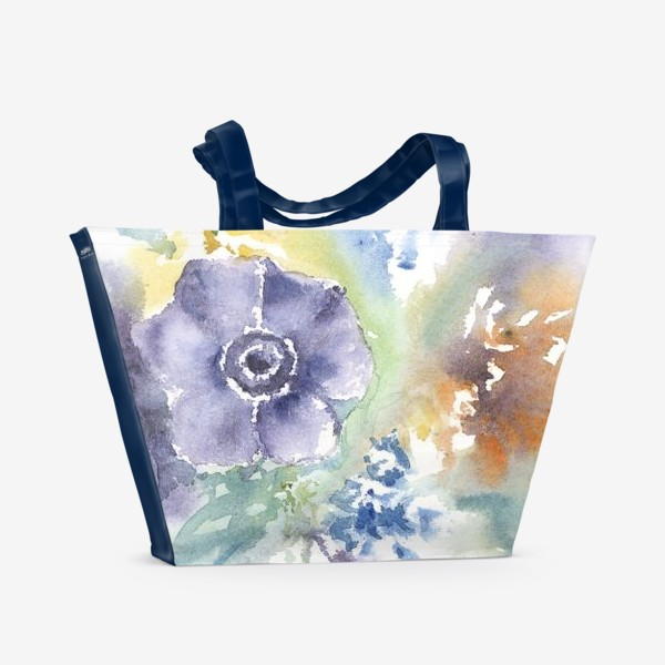 Пляжная сумка «Ранунклюс»