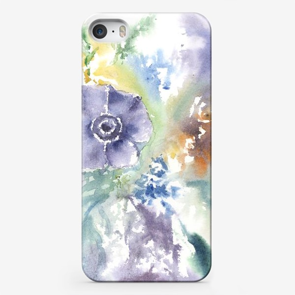 Чехол iPhone «Ранунклюс»