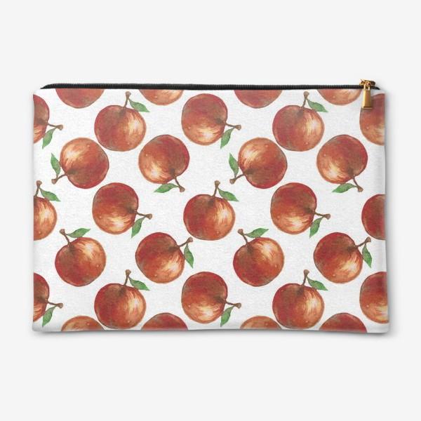 Косметичка «Сочные яблоки»
