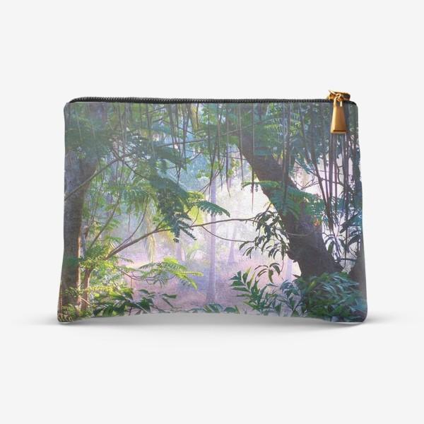 Косметичка «Тайна тропического леса»