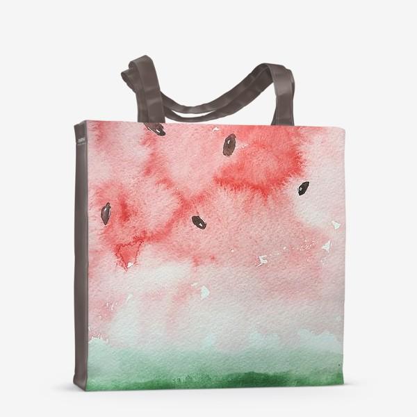 Сумка-шоппер «Арбузное настроение»