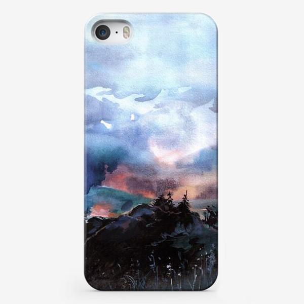 Чехол iPhone «На закате»
