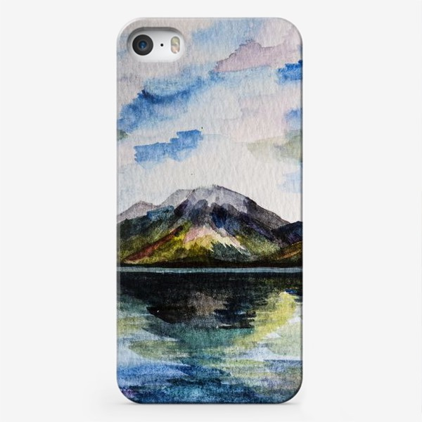 """Чехол iPhone «""""Гора""""»"""