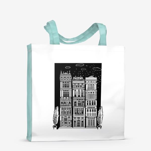 Сумка-шоппер «Дом»