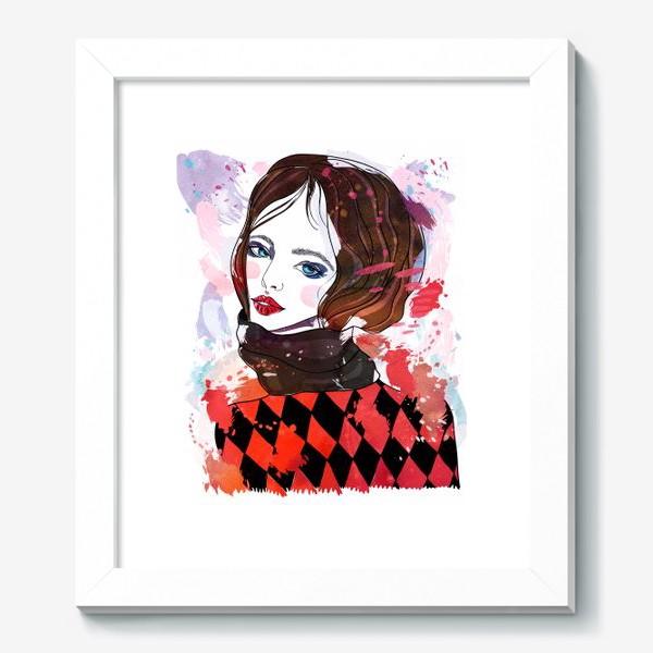 Картина «Бубновая дама»