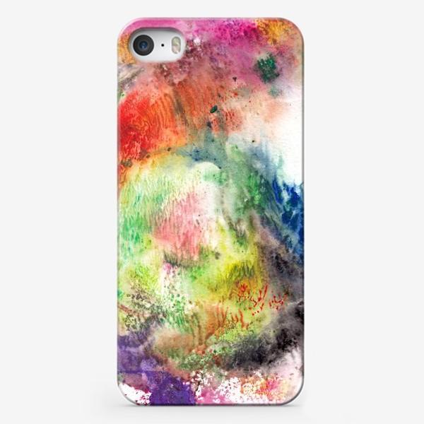Чехол iPhone «Горная пещера / Mountain Cave»