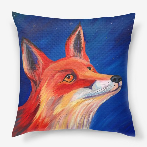 Подушка «Рыжая Лисичка»