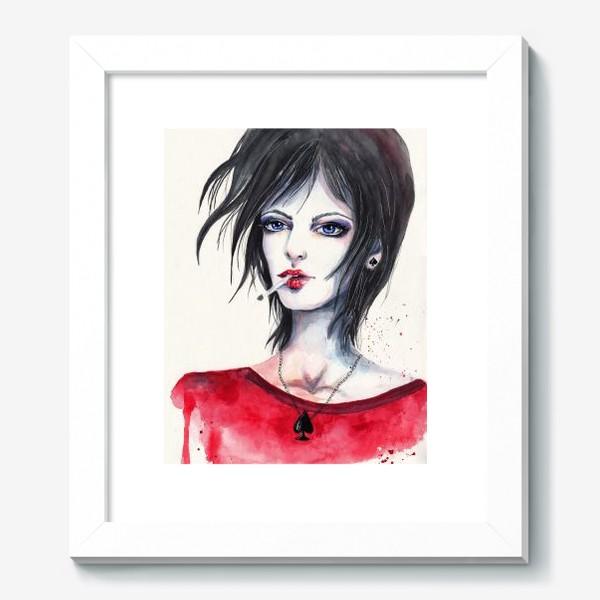 Картина «Пиковая дама»