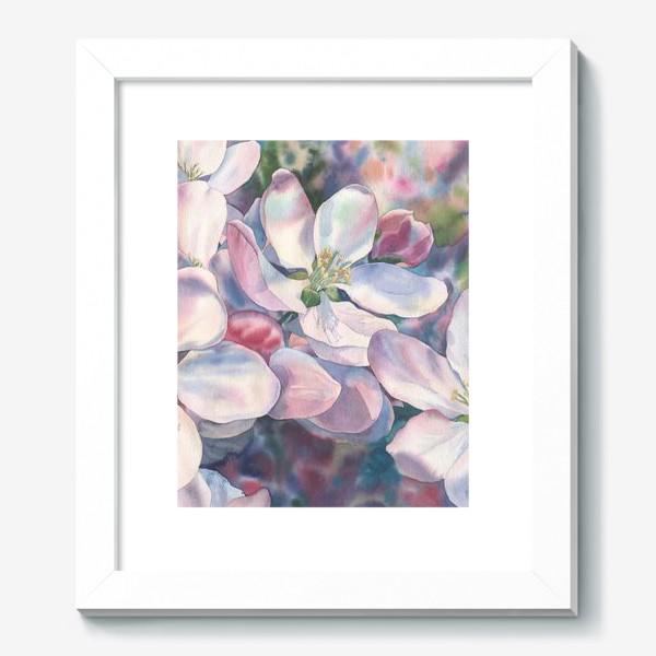 """Картина «""""Цветущая яблоня"""" »"""