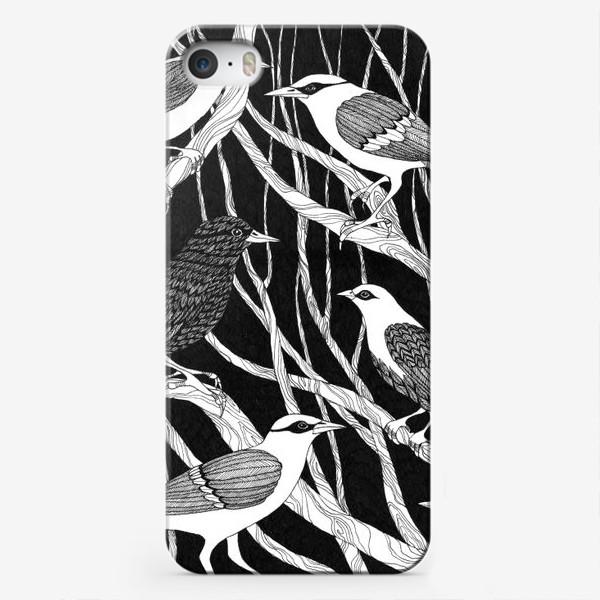 Чехол iPhone «Птицы»