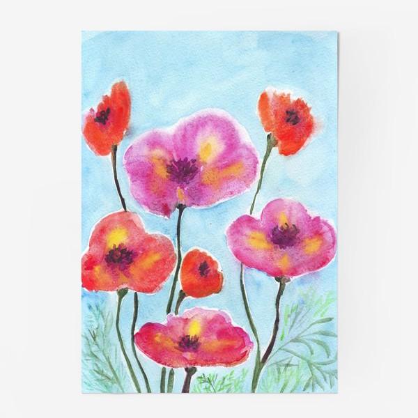 Постер «Цветы»