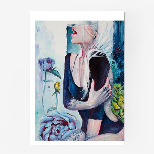 Постер «Ее Сад»