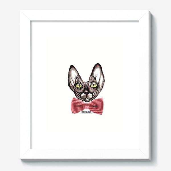 Картина «Котик»