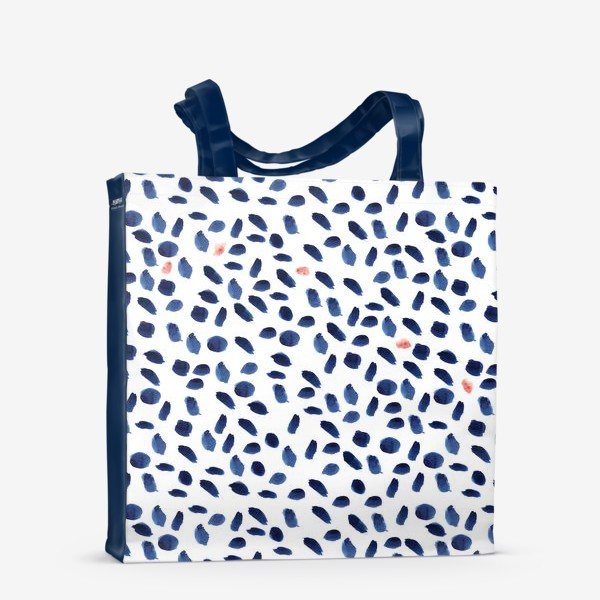Сумка-шоппер «Modern minimal watercolor»