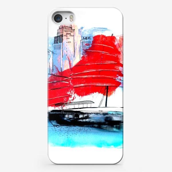 Чехол iPhone «Гонконг»