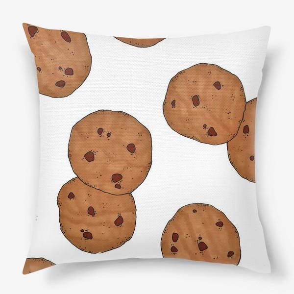 Подушка «Печеньки »