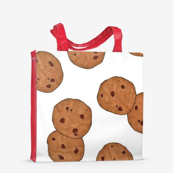 Сумка-шоппер «Печеньки »