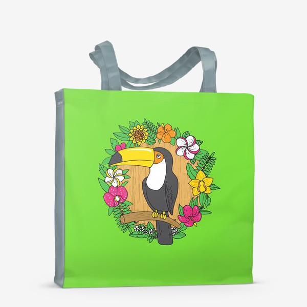 Сумка-шоппер «Тукан»