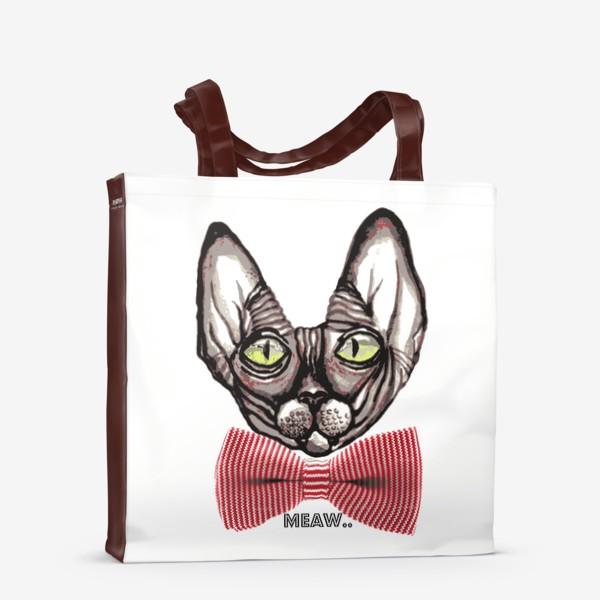 Сумка-шоппер «Котик»